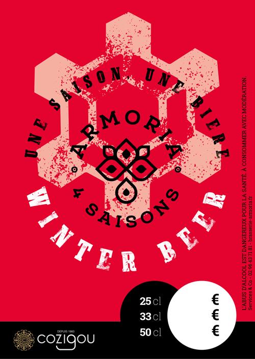 Chevalet Armoria Winter Beer