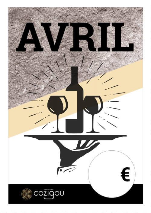 Chevalet - Les vins du Mag Avril