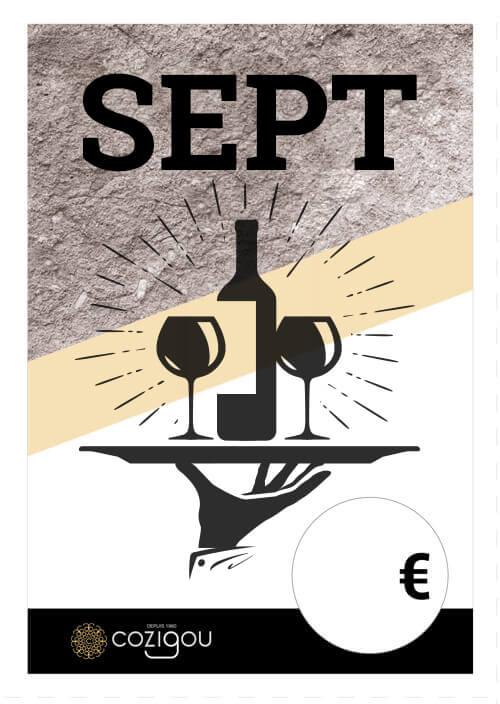 Chevalet - Les vins du Mag Septembre